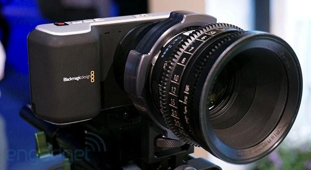 Blackmagic's 4K camera delayed, Pocket Cinema model to ship in '3-4 days'