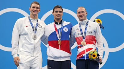 Silver medalist swimmer makes bold doping claims