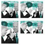Trump v. Biden: Get your popcorn ready