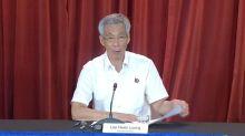 Singapore PM Lee flags delay to retirement due to coronavirus