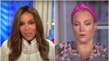 Sunny Hostin Has No Time For Meghan McCain's 'Gone With The Wind' Lament