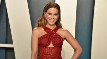 Kate Beckinsale channels Freddie Mercury in recreation of 'I Want to Break Free' video
