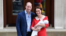See All the Adorable Photos of the New Royal Baby