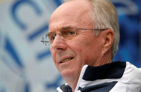 Image result for Iraq confident of landing former England boss Eriksson