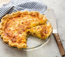 Easy Easter Brunch Recipes, From Quiche to Sweet Rolls