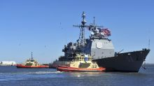 2 US Navy warships in Mideast hit by coronavirus outbreaks