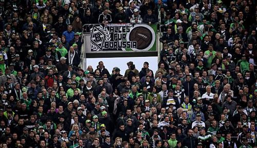 Bundesliga: Köln gegen Mönchengladbach: Rheinisches Derby ohne Krawalle