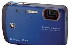 GE outs PMA 2010 range: X5, E1486TW, E1480W, J1455 and waterproof G5WP