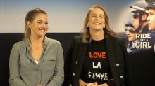 'It's not a Me Too film': Rachel Griffiths on Michelle Payne biopic 'Ride Like A Girl'