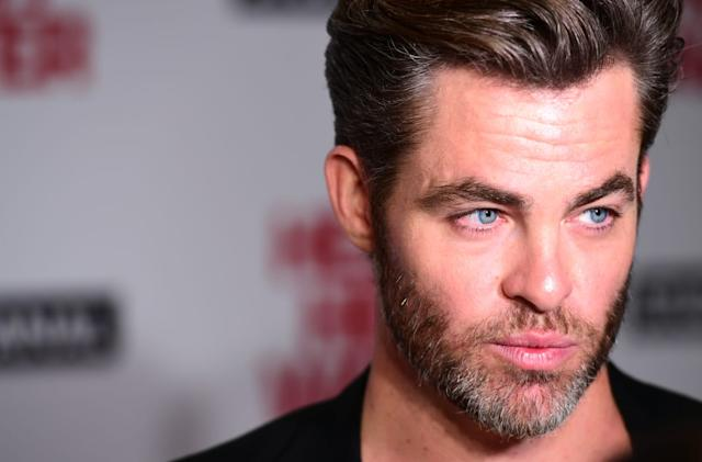 Hulu recruits Chris Pine for Bobby Kennedy miniseries