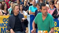 'GMA' Hot List: Adam Sandler, David Spade Get Their 'Do-Over'