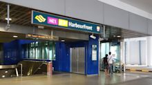 North East Line delayed due to track fault at HarbourFront Station