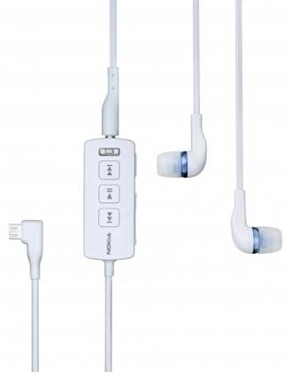 Nokia Mobile TV Headset acts as a TV antenna for your unreleased Symbian^3 device
