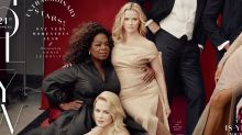 Reese Witherspoon and Oprah Winfrey Poke Fun at Vanity Fair's Hollywood Issue Photoshop Fail