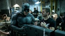 Zack Snyder confirms reshoots are underway for his 'Justice League' re-cut