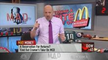 Cramer highlights the value of McDonald's: The current pu...