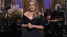 SNL review: Adele makes a dazzling, lively debut as Saturday Night Live host