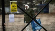 Second Greek migrant camp under virus lockdown