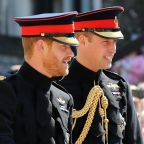 Prince Harry and Prince William Had 'Obvious Distance' Between Them at Easter Service, Source Says