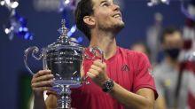 US Open (H) - Dominic Thiem, vainqueur de l'US Open : « J'ai accompli l'objectif d'une vie »