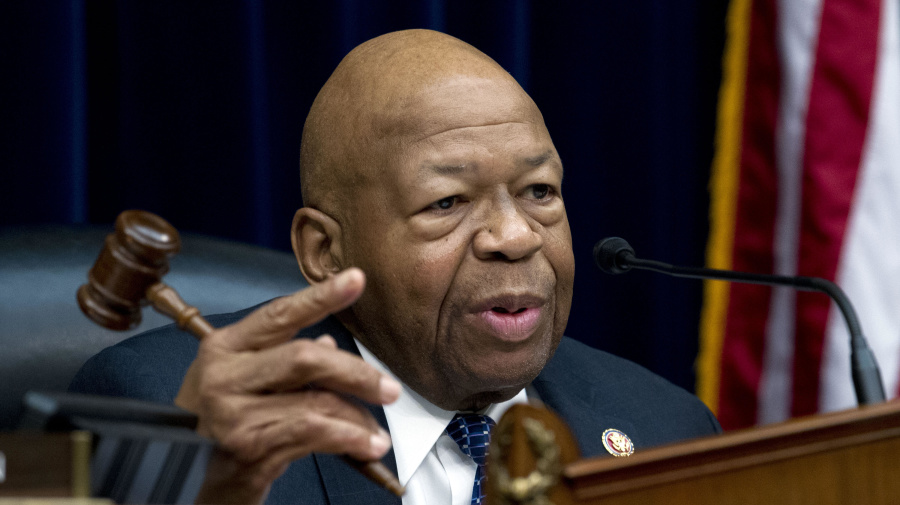 Rep. Elijah Cummings, top House Democrat, dies at 68