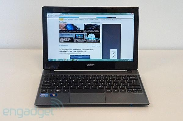 Acer Aspire V5 review: an 11-inch Ivy Bridge laptop for $550