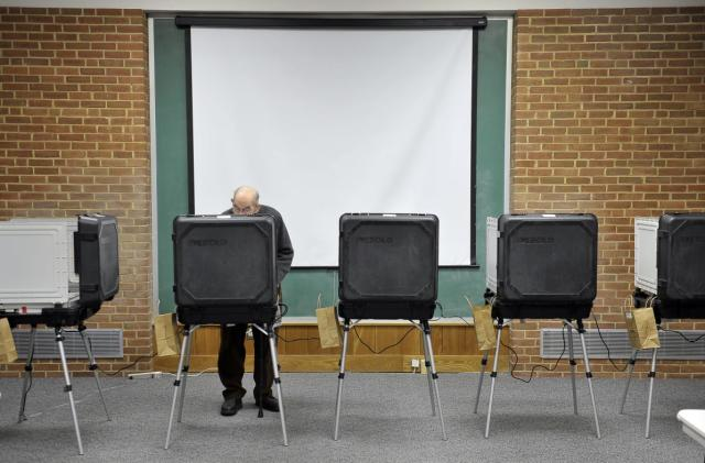 The most dangerous voting machines in America are retired