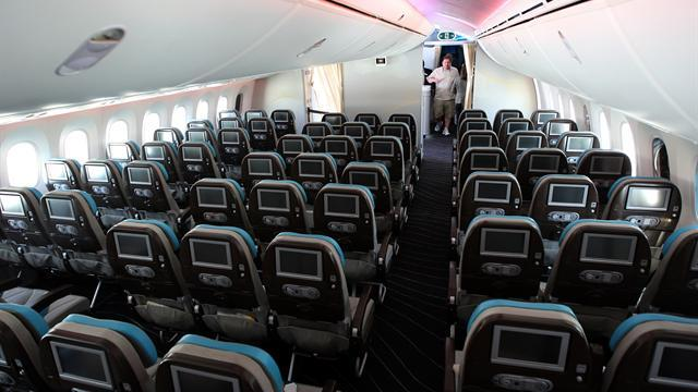 Shrinking seat size adds to increasing airline passenger dissatisfaction