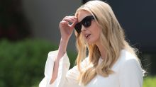 Ivanka Trump out of fashion at Canadian retailer