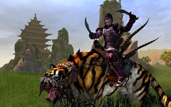 PAX 2009: We travel east with Rise of the Godslayer