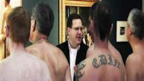 Naked Men' Exhibit Draws Nudists From All Over