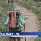 Visitors Flock To Colorado Trail During Coronavirus Pandemic