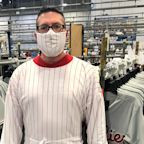 Fanatics Executive Chairman on how the company is turning sports jersey fabric into masks and medical gowns