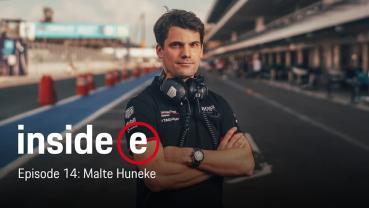 全新一集「Inside E」上線!Formula E技術發展總監Malte Huneke受訪表示「每個人最終都想贏得勝利」