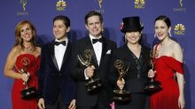 'Mrs. Maisel,' 'Game of Thrones' win on night of Emmy upsets