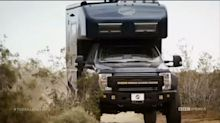 This $600K modified Ford F-550 is the ultimate camper vehicle