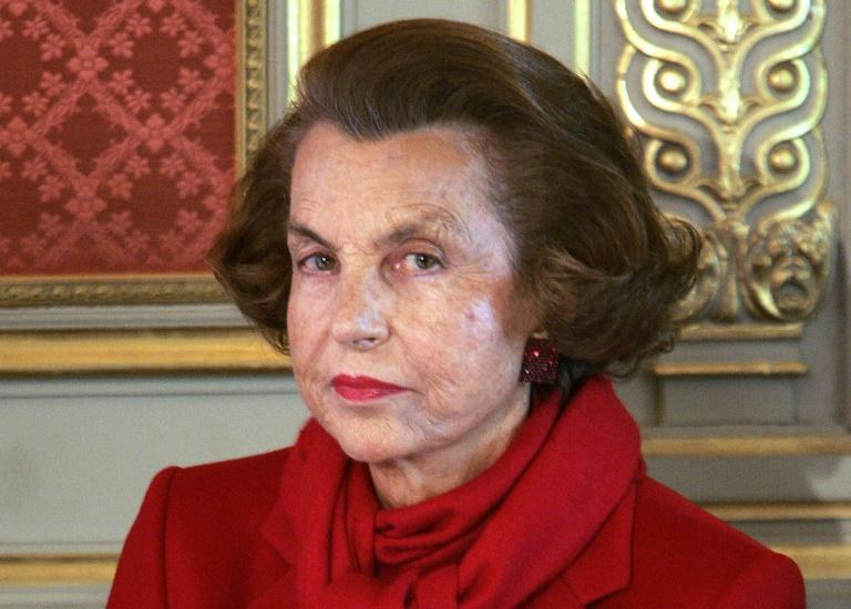 Liliane Bettencourt, billionaire beset by legal drama