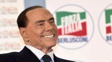 """Berlusconi, ingresado con coronavirus, se encuentra """"en fase delicada"""""""