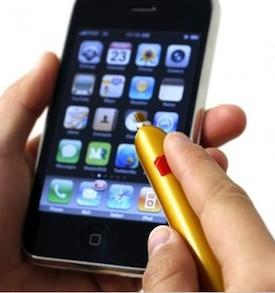 Sausage stylus comes to the US