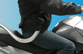 EntroSys motorcycle air conditioning and heating system now taking pre-orders, we wants it (video)