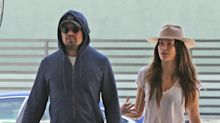 Leonardo DiCaprio Steps Out with Camila Morrone for Low-Key Date in West Hollywood