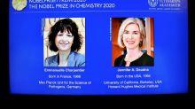 Le Nobel de chimie à deux chirurgiennes des gènes, dont une Française