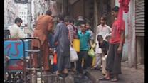 Pakistan hit by severe water shortage