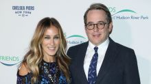 Sarah Jessica Parker Says Time Apart From Matthew Broderick Is 'Beneficial' to Their Marriage