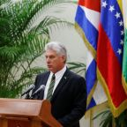 Cuban president defiant in face of rising U.S. pressure