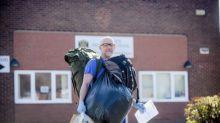 Lunchpakete-Service: Dieser Lehrer ist ein echter Corona-Held