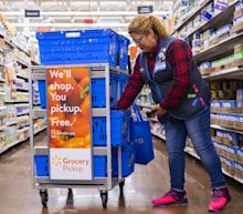 Walmart Grocery app sees record downloads amid COVID-19, surpasses Amazon by 20%