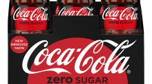 Coke Zero gets makeover as Coke Zero Sugar