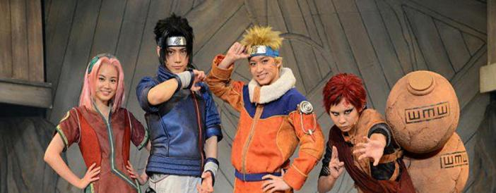 Naruto musical stage is back in Malaysia