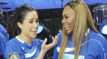Serena Williams Urges Meghan Markle To 'Stop Being So Nice'